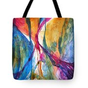 Canyon Sunrise Tote Bag