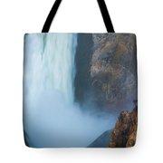 Canyon Sunset  Tote Bag by Vincent Bonafede