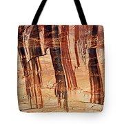 Canyon Textile Design Tote Bag