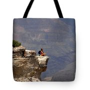 Canyon Thoughts Tote Bag