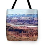 Canyonland Panorama Tote Bag
