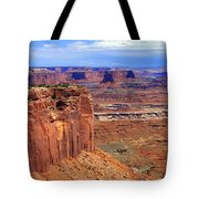 Canyonlands 4 Tote Bag