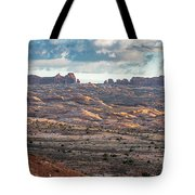 Arches National Park - Morning Tote Bag
