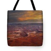 Canyonlands Overlook Utah Tote Bag