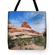Canyonlands Spring Landscape Tote Bag