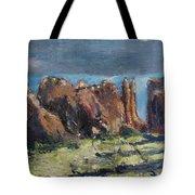 Canyonlands Utah Tote Bag