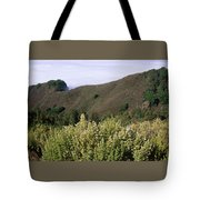 Canyons And Clouds Tote Bag