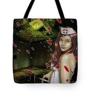 Caotic Nurse Tote Bag