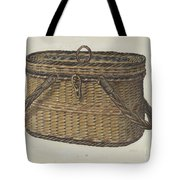 Cap Basket Tote Bag