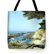 Cape Arago, Or. Tote Bag