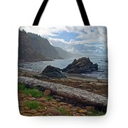 Cape Arago Oregon Tote Bag