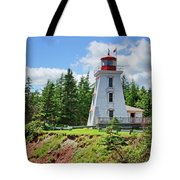 Cape Bear Lighthouse - 2 Tote Bag
