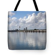 Cape Canaveral Locks In Florida Tote Bag