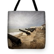 Cape Coast Castle Tote Bag