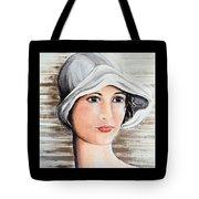 Cape Cod Girl Tote Bag