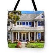 Cape Cod Home Tote Bag