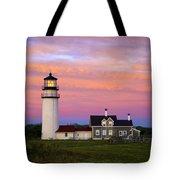 Cape Cod Light Truro Tote Bag
