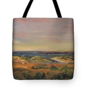 Cape Cod Marsh Tote Bag