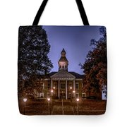 Cape Courthouse Tote Bag