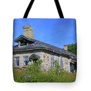 Cape Croker Schoolhouse, Ontario, Canada Tote Bag