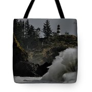Cape Disappointment Finale Tote Bag