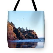 Cape Disappointment Lighthouse Tote Bag