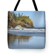 Cape Disappointment - Vertical Tote Bag