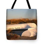 Cape Fear Boats Tote Bag