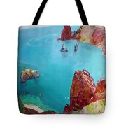 Cape Fiolent Tote Bag