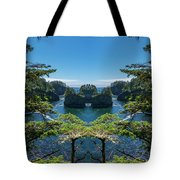 Cape Flattery Reflection Tote Bag
