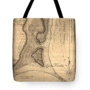 Cape Florida 1765 Tote Bag