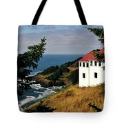 Cape Foulweather Point Tote Bag