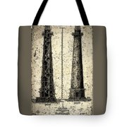 Cape Hatteras Art Tote Bag