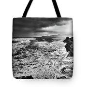 Cape Kiwanda Storm Tote Bag