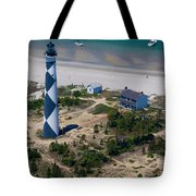 Cape Lookout 4 Tote Bag