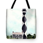 Cape Lookout Lighthouse Outer Banks North Carolina Tote Bag