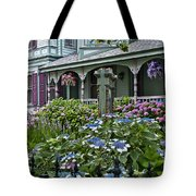 Cape May House And Garden. Tote Bag