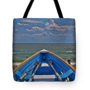 Cape May N J Rescue Boat 2 Tote Bag