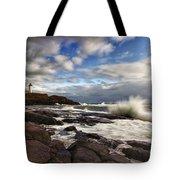 Cape Neddick Maine Tote Bag