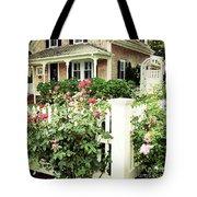 Cape Roses Tote Bag