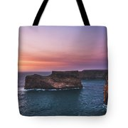 Cape Sagres Viewpoint Tote Bag