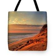 Cape Sunrise Sands Tote Bag