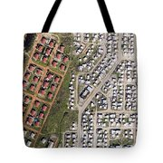 Cape Town Is Booming In All Directions Tote Bag