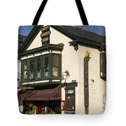 Capppy's Chowder House Tote Bag