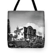 Capilla Del Cerrito - Basilica De Guadalupe - Mexico City I Tote Bag