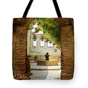 Capistrano Gate Tote Bag