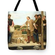 Capital And Labour Tote Bag