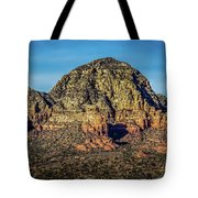 Capital Butte Evening Tote Bag