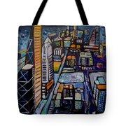 Capital City Tote Bag