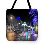 Capital Evening Tote Bag
